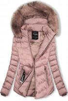 Staroružová bunda na obdobie jeseň/zima